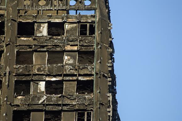 Grenfell Tower: much to celebrate in sector's response, says Adamson