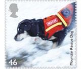 Dog stamps: mark centenary