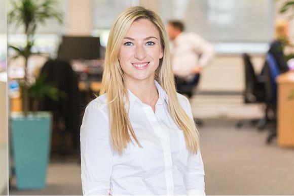 Hayley Wilson, corporate partnerships specialist, Harris Hill