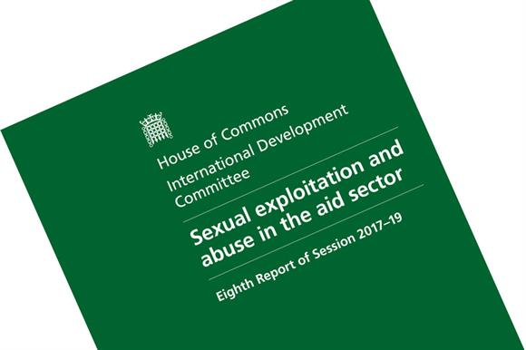 Abuse And Exploitation Of People With Developmental >> Mps Call For Register Of Staff And An Ombudsman For The Overseas Aid