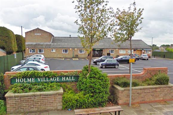 Holme-on-Spalding Moor Village Hall