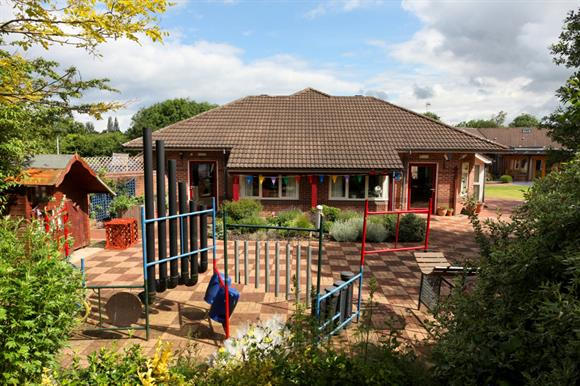 Acorns' Black Country Hospice in Walsall