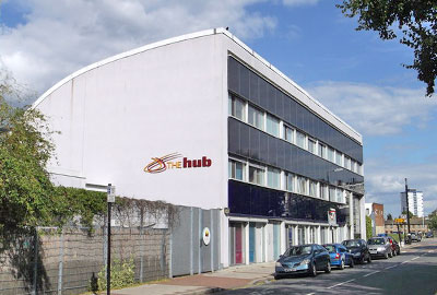 The Hub: managed by Newham New Deal Partnership
