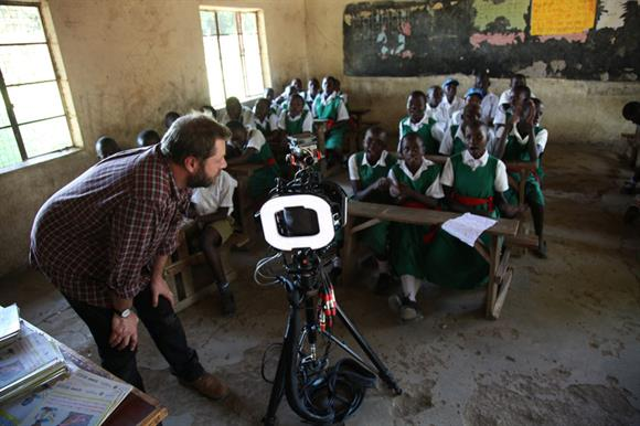 INITION worked with Unicef on a VR project in Kenya