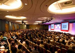 Plenary: the institute's National Convention last year