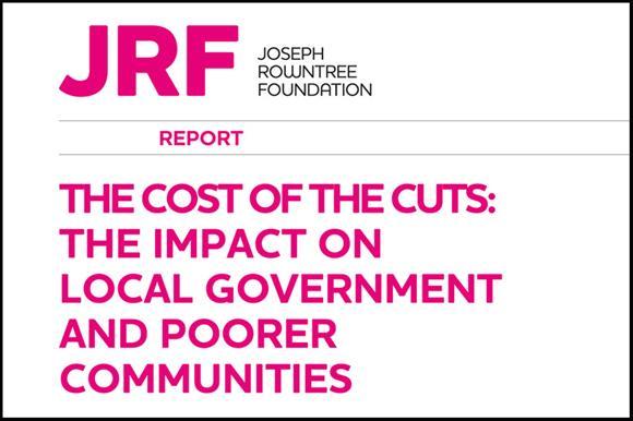 The Joseph Rowntree Foundation report