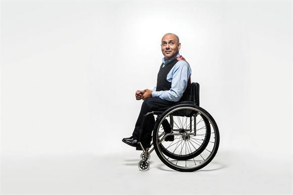 Kamran Mallick, chief executive, Disability Rights UK