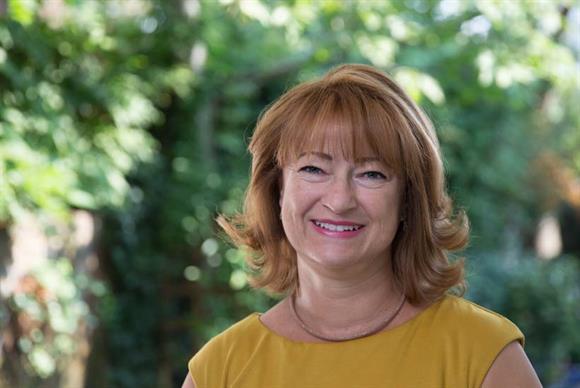 Karen Addington, chief executive, JDRF