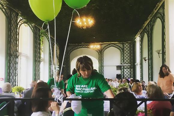 A Warner Leisure Hotels event for Macmillan