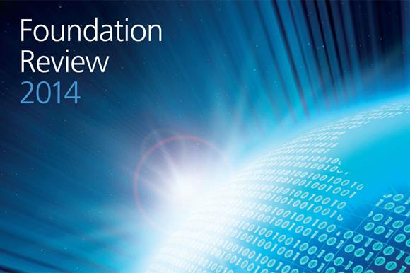 The Lloyd's Register Foundation's annual report