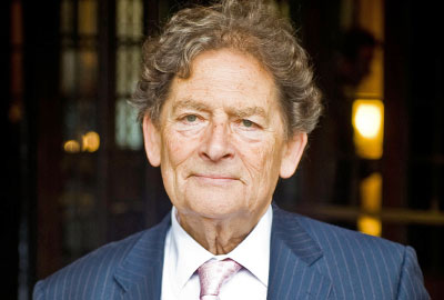 Lord Lawson, founder of think tank