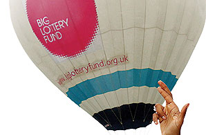 Big Lottery Fund: Olympics knock-on could damage charity funding