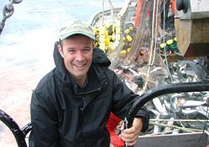 Rupert Howes: enterprise award (Credit: Marine Stewardship Council)
