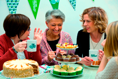 Macmillan Cancer Support – World's Biggest Coffee Morning