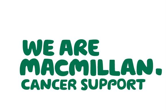 Macmillan Cancer Support logo