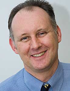 Dr Steve McEwan