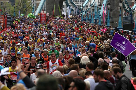 April's London Marathon