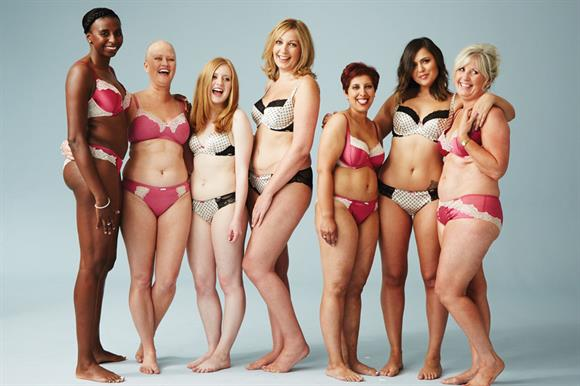 Breast Cancer Now's campaign with M&S featured seven women affected by the illness