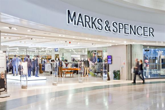 M&S store in Bluewater, Essex