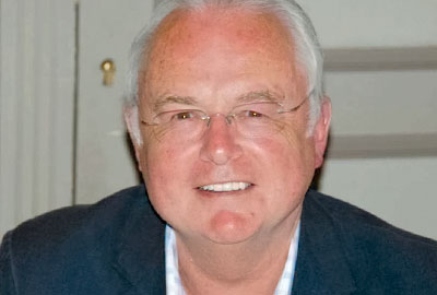 NCVO chair Martyn Lewis, who led the inquiry into senior executive pay