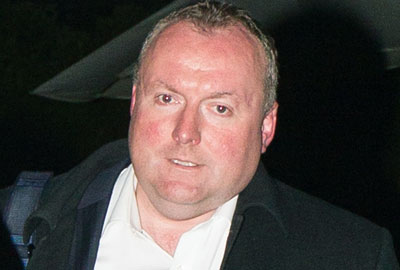 Damian McBride