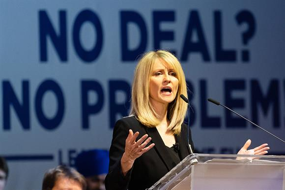 Esther McVey (Getty Images)