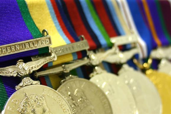 Military charities