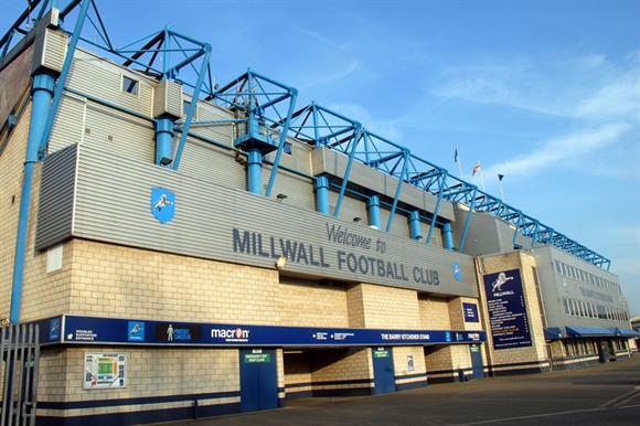 Millwall's New Den