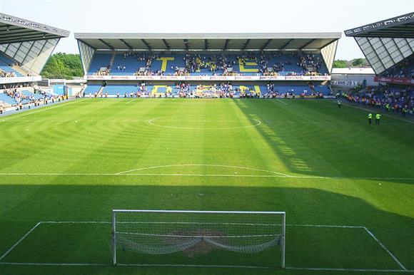 Millwall FC's New Den