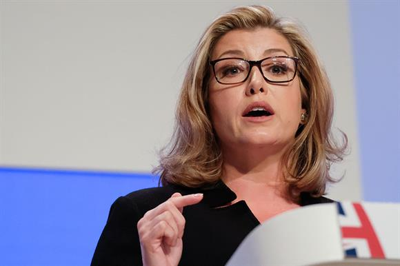 Penny Mordaunt (Photograph: Getty Images)