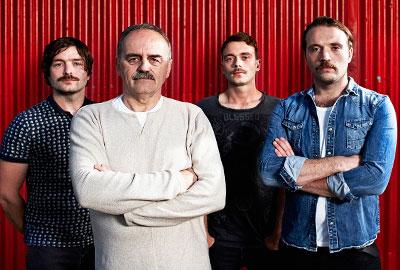 Movember: participants grow facial hair for donations