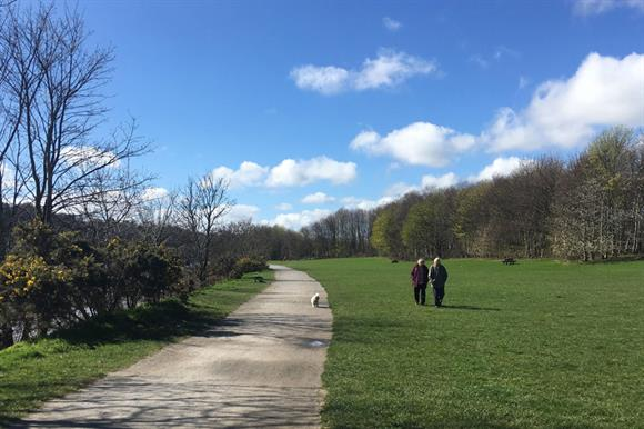 Newcastle park: to be run by charitable trust?