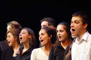 Arts groups: singing from the voluntary sector hymn sheet