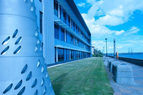 OSCR building