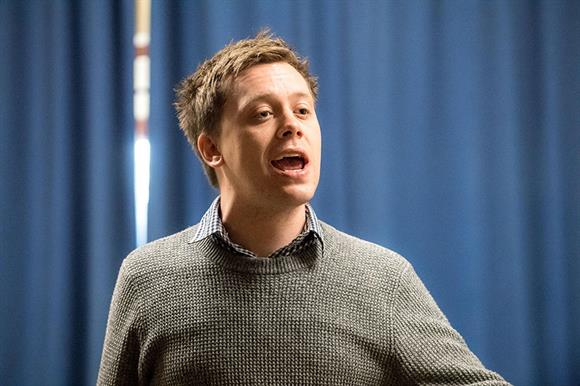 Owen Jones (Photograph: Alamy)