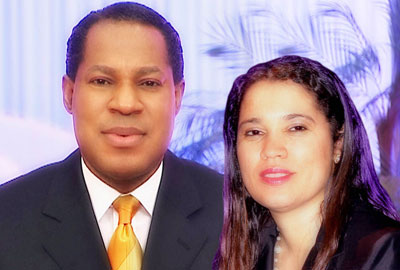 Christian and Anita Oyakhilome