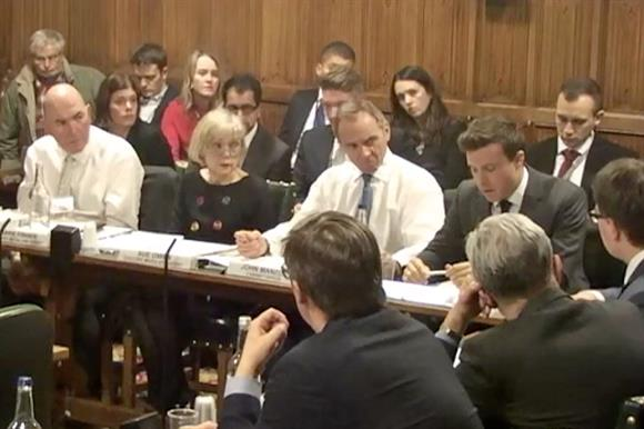 Public Accounts Committee hearing