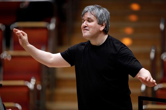 Sir Antonio Pappano (Photograph: Getty Images)