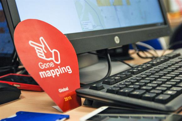 Mapping was a key component of the initiative