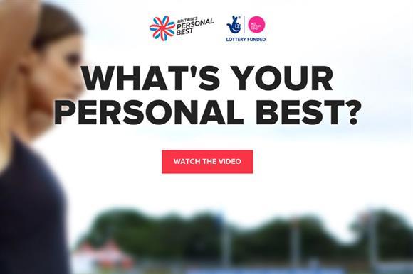 Britain's Personal Best
