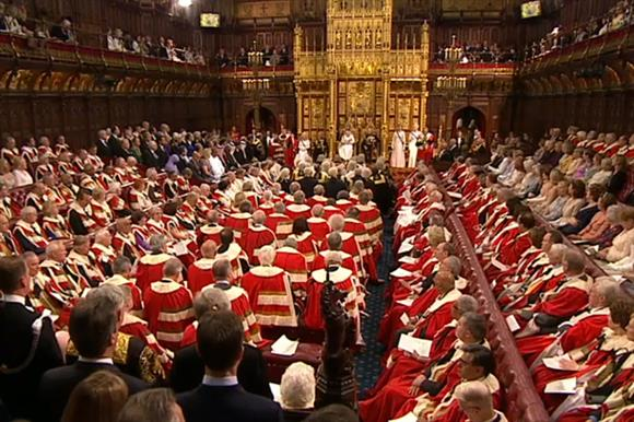 The government unveiled the Protection of Charities Bill in the Queen's speech