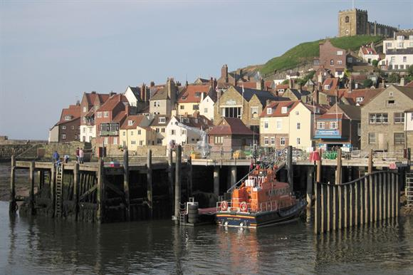 The Whitby lifeboat station (Photograph: Shutterstock)