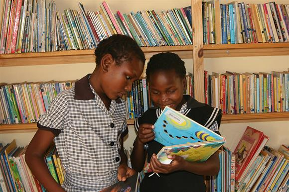 Libraries are central to the spread of education