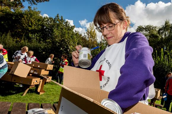 Red Cross wants 10,000 volunteers by the end of 2019