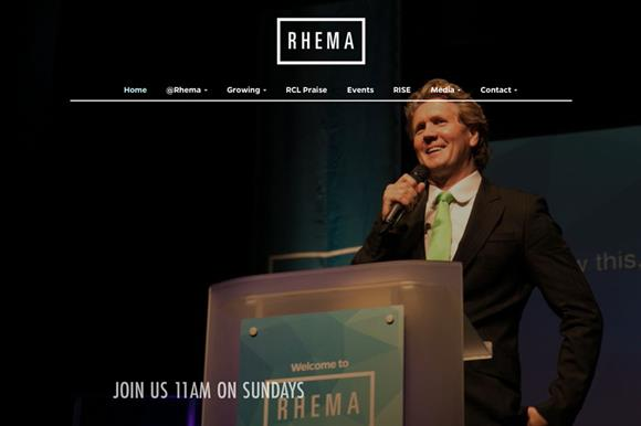The website of Rhema Church London