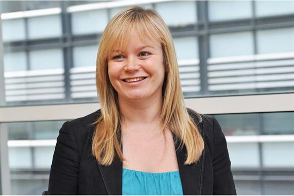 Sarah Jepson-Jones, head of talent & leadership development, Cancer Research UK