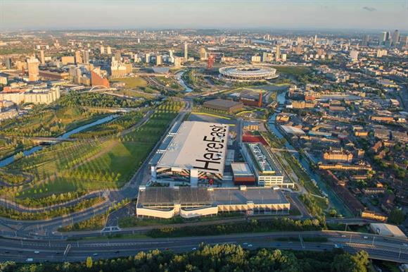 Here East in the Olympic Park