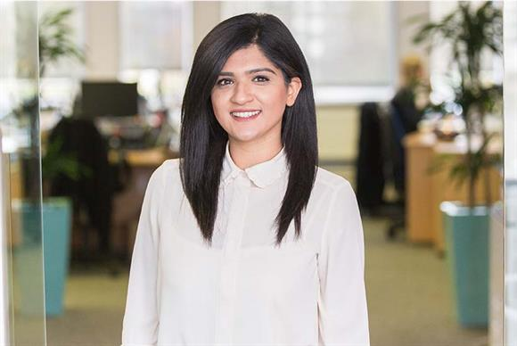 Shweta Prabhakar, consultant, Harris Hill