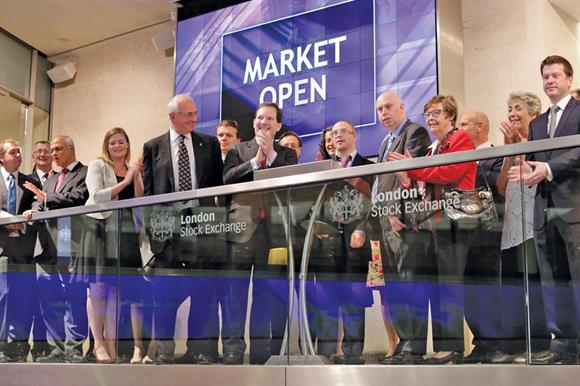 First charity bond listed on the London Stock Exchange