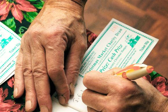 Society lotteries